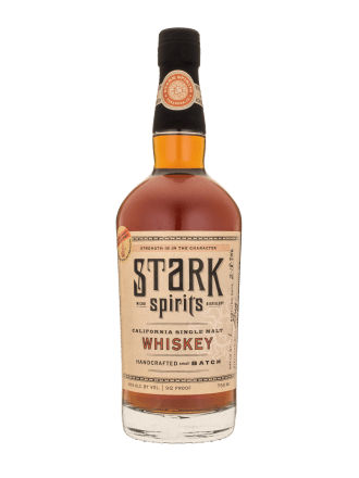 Stark Spirits California Single Malt Whiskey - Stark Spirits