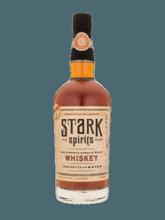 Stark Spirits California Single Malt Whiskey - Stark Spirits