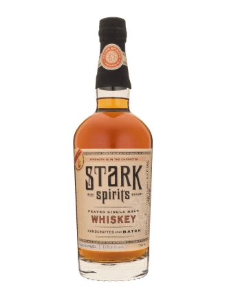 Peated Single Malt Whiskey - Stark Spirits