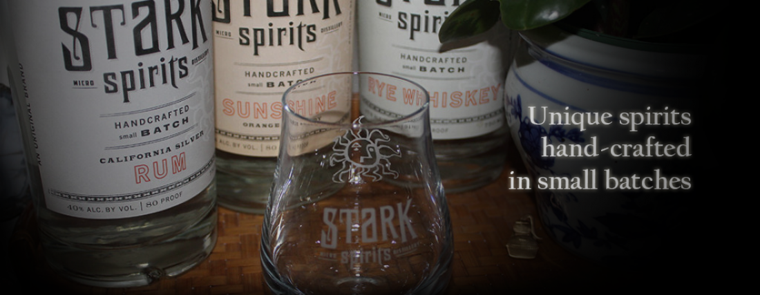 Stark Spirits: Unique spirits hand-crafted in small batches