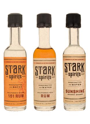 Stark Spirits Mini Bottles