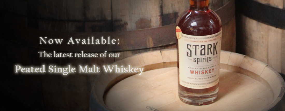 New Barrel release: Peated Single Malt Whiskey